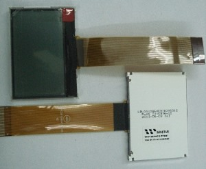 LCD-дисплей WO12864C2